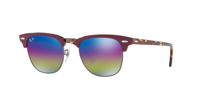 Ray Ban Clubmaster 0RB3016 1222C2