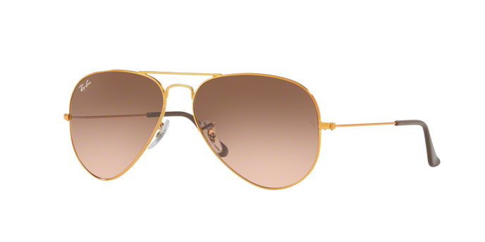 Ray Ban Aviator large metal 0RB3025 9001A5