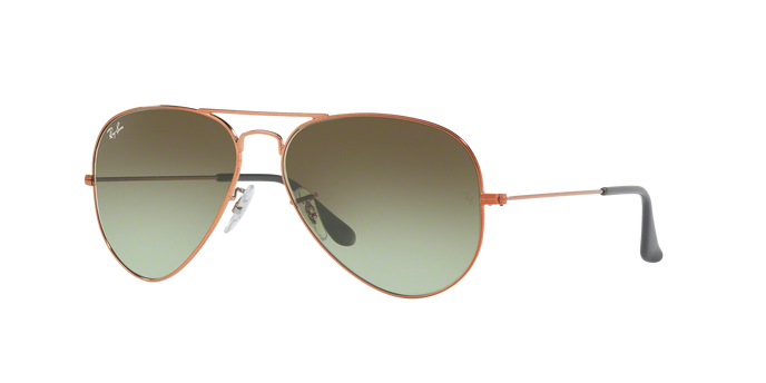 Ray Ban Aviator large metal 0RB3025 9002A6