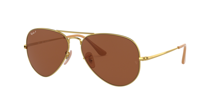 Ray-Ban RB3689 AVIATOR METAL II 906447