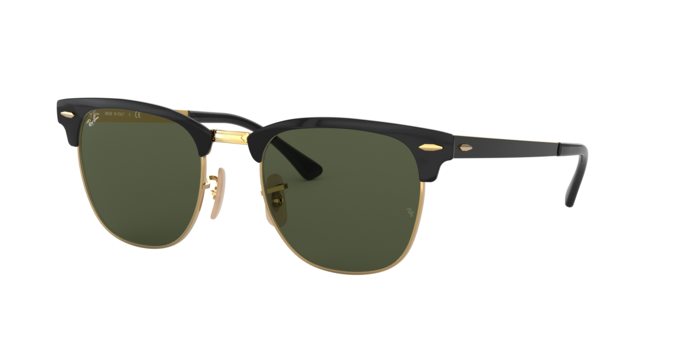 Ray-Ban RB3716 CLUBMASTER METAL 187