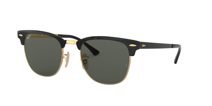 Ray-Ban RB3716 CLUBMASTER METAL 187/58